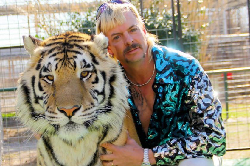 Een Hollywoodfilm is er niks bij: 'Tiger King' is de meest bizarre true crime-docu ooit op Netflix