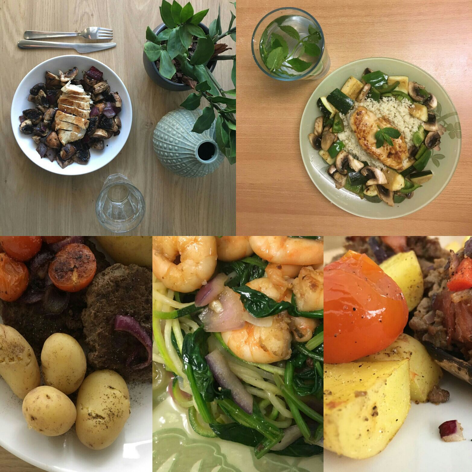 Janouk's Whole30 Challenge: Week 1