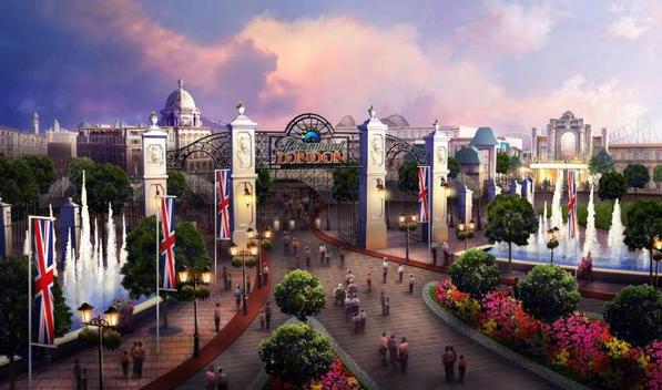 WOW: dit sprookjesachtige pretpark opent binnenkort de deuren in Londen