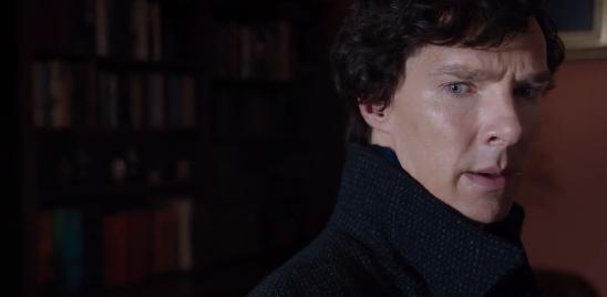 ZIEN: de eerste beelden van Sherlock Holmes seizoen 4 zijn zinderend spannend..!