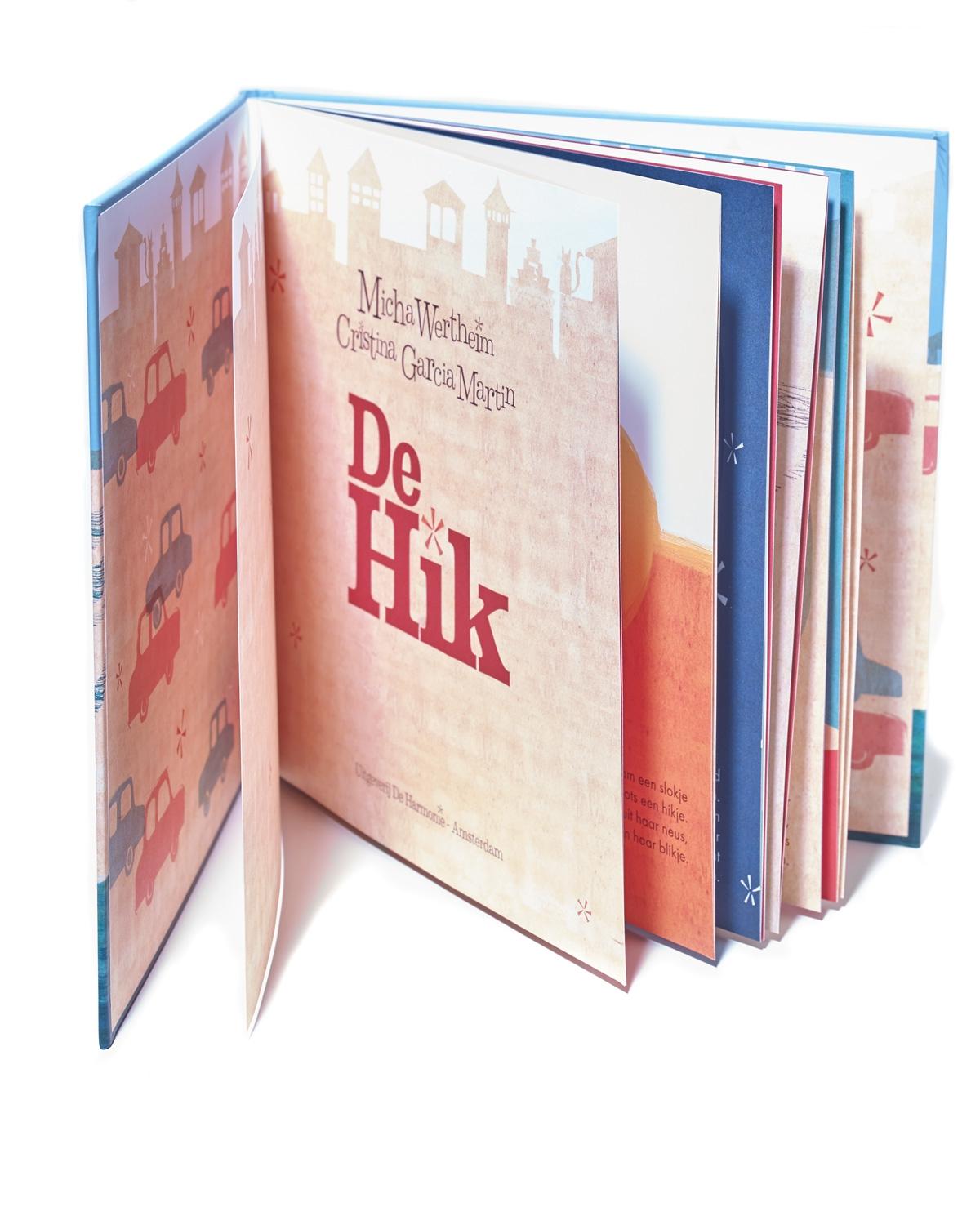Win het boek: 'De Hik'