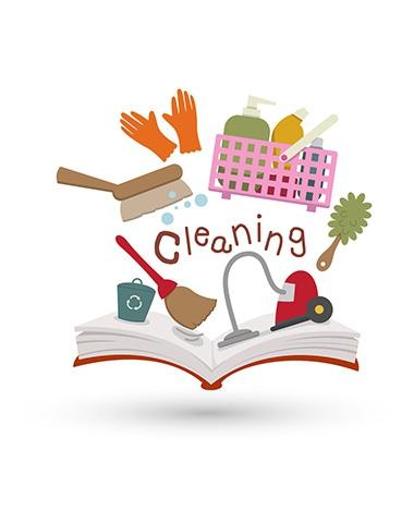Top 5 schoonmaakboeken