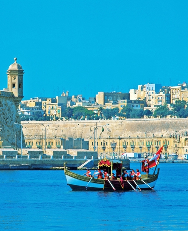 Eilandgast op Malta
