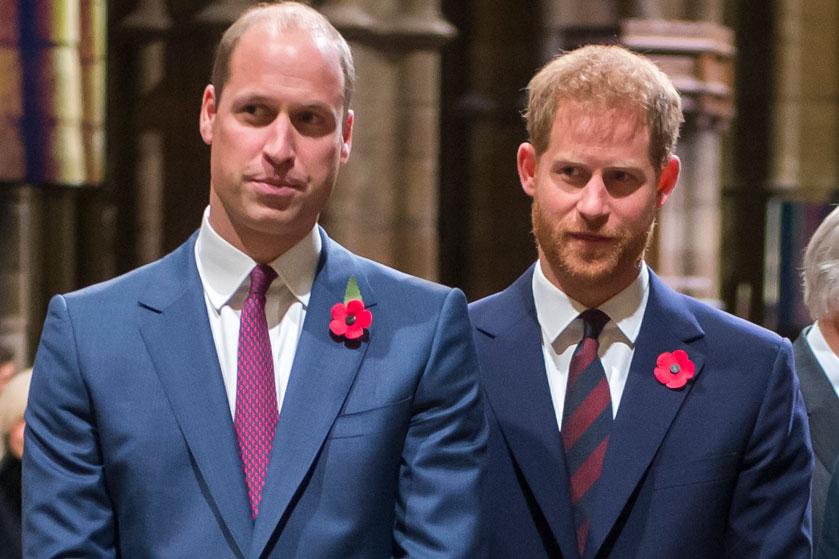 'Band tussen Harry en William in aanloop naar eerbetoon moeder nog steeds gespannen'