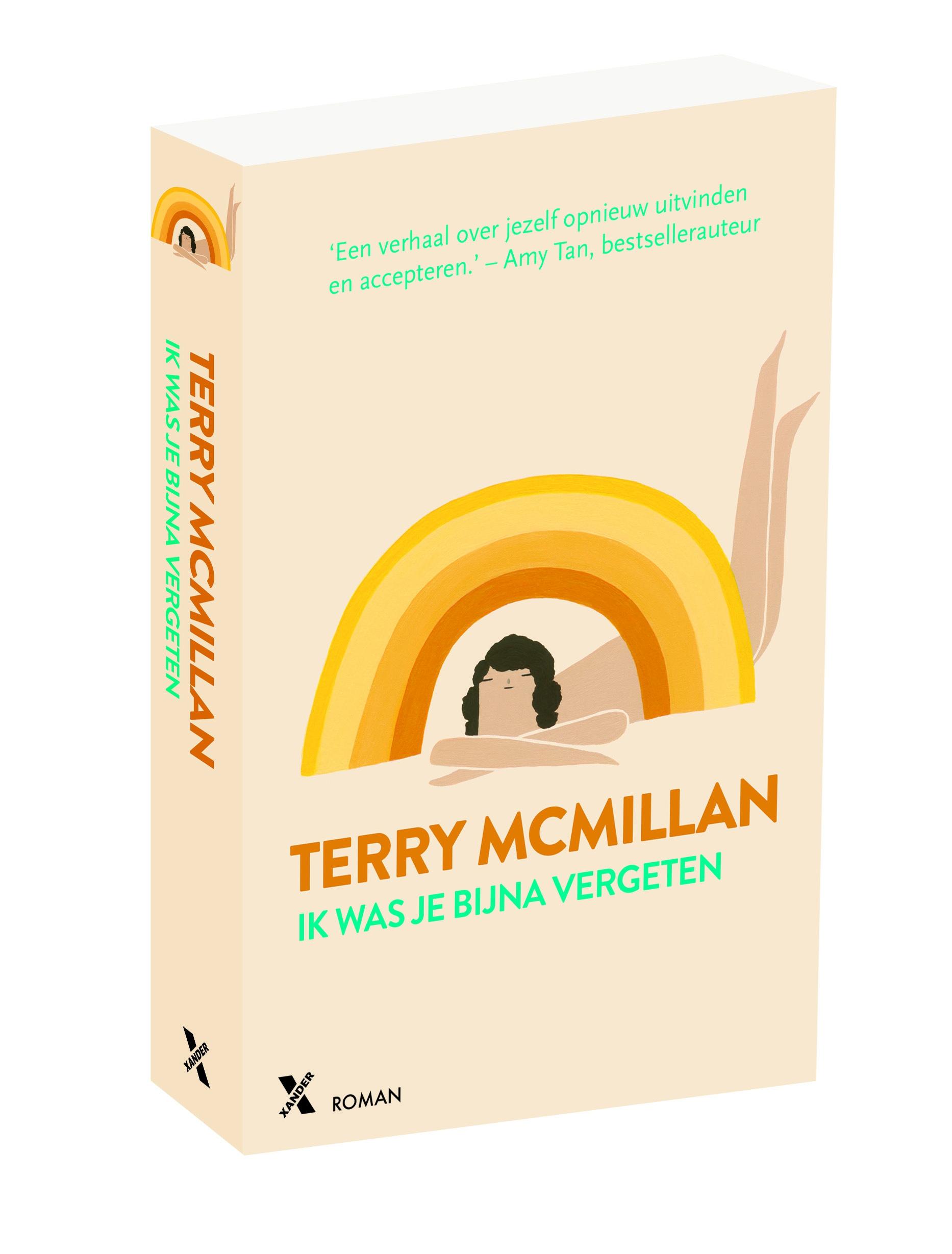 Win: 'Ik was je bijna vergeten' van Terry McMillan