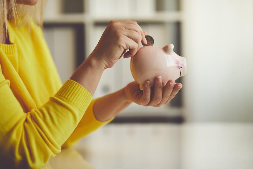 Zo lukt het je om in januari toch nog geld te sparen
