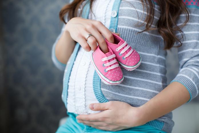 Steeds minder baby's in Nederland