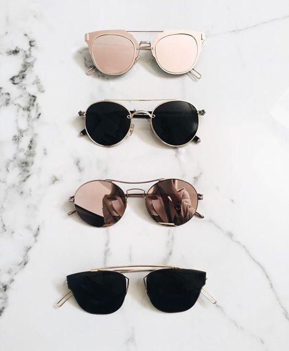 Yes, deze zonnebril past bij ieder gezichtstype!
