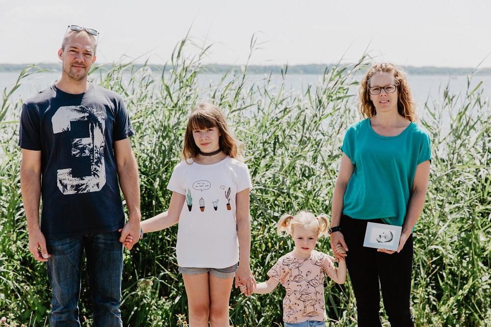 Zoyra en Frank: 'Vooraf werden we door de kinderarts gewaarschuwd: dit wordt een verdrietig en moeilijk gesprek'