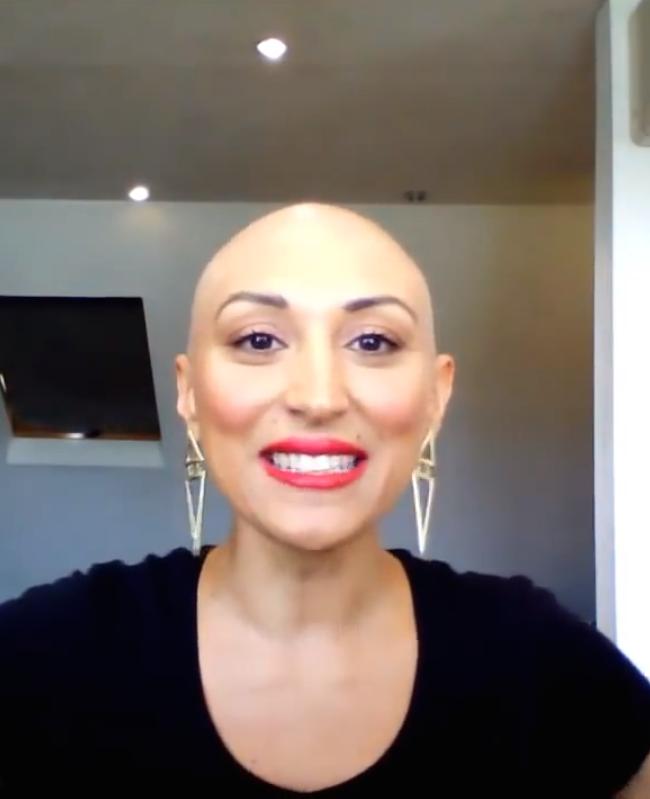 Visagiste met borstkanker maakt zich op
