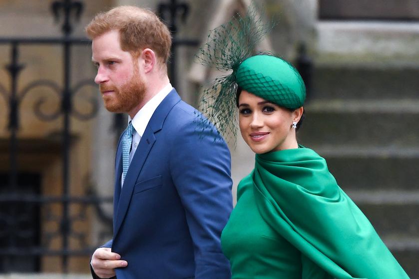 Zien: dít is de eerste trailer van de film 'Harry & Meghan: Escaping the Palace'