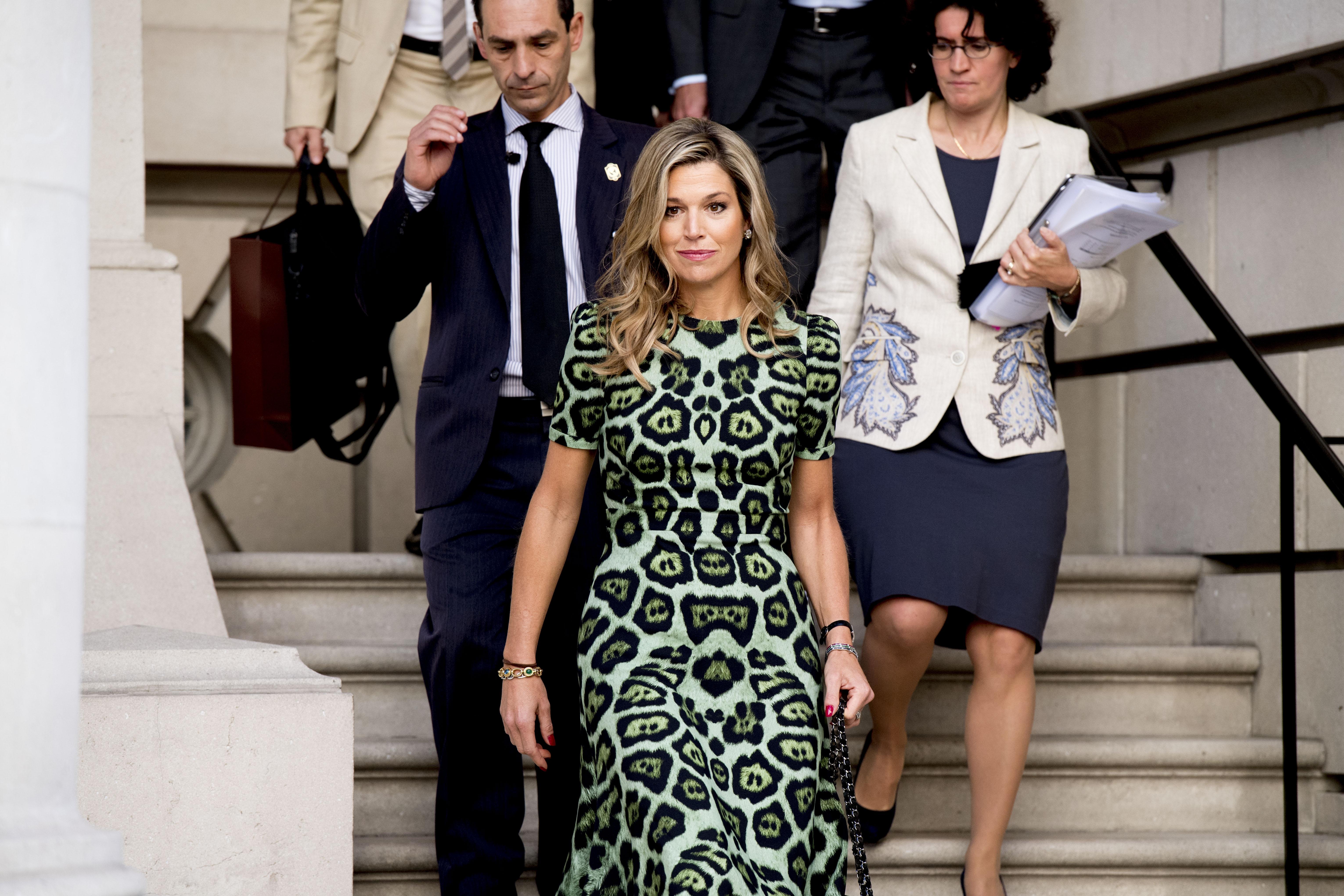 Shoppen: stijlvol met een luipaardprint net zoals Máxima