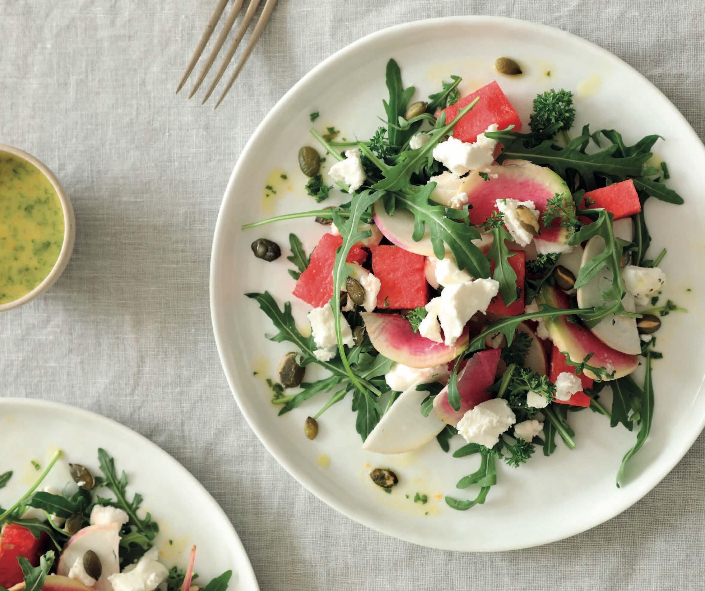 Saladebar 'SLA' brengt tweede kookboek uit vol vliegensvlugge recepten