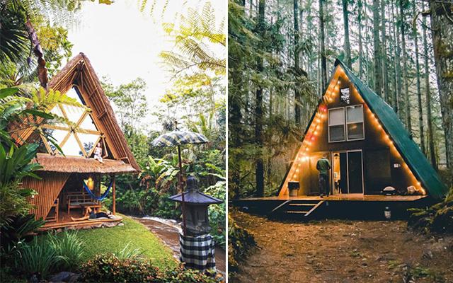 Dit zijn de populairste Airbnb's op Instagram