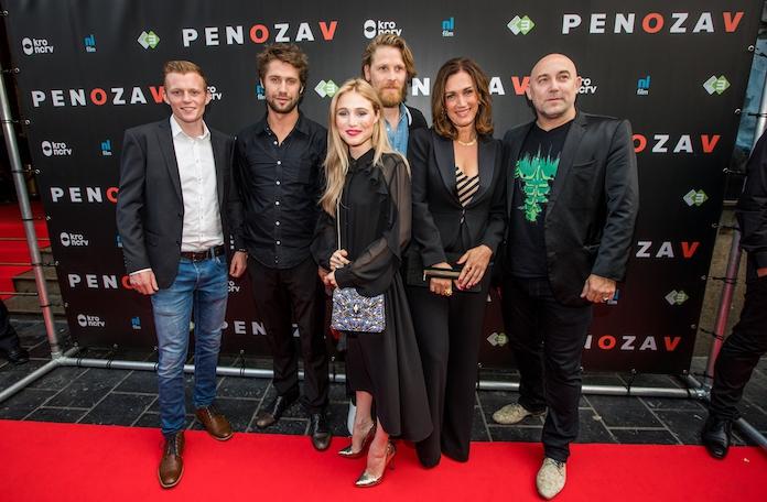 Cast 'Penoza' maakt korte film voor goed doel