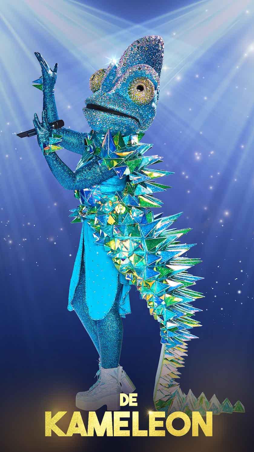 the masked singer kameleon