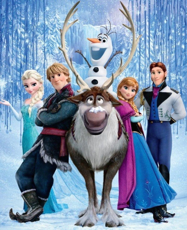 Lesbische Elsa in nieuwe Frozen-film?