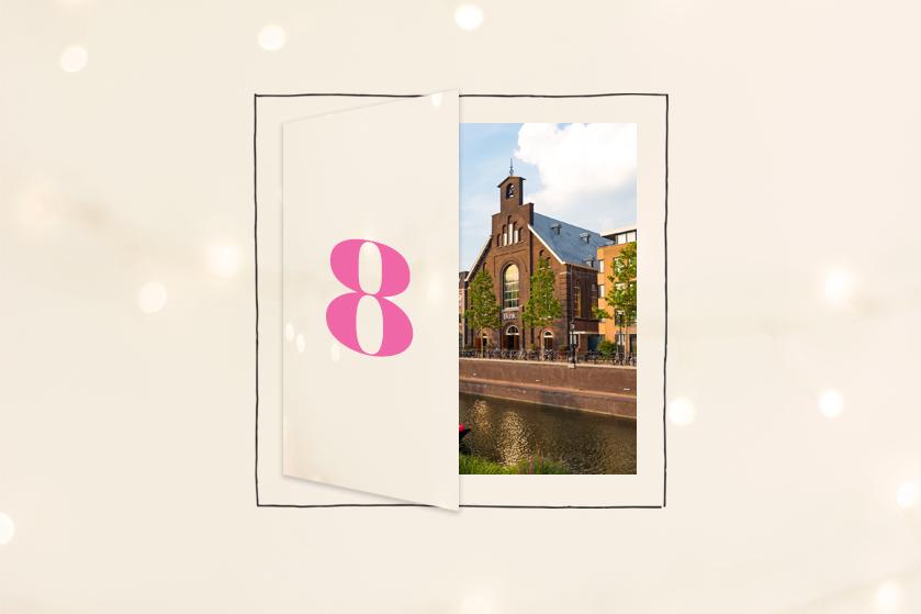Flair's Adventskalender 2020 #8: win een overnachting ínclusief ontbijt bij BUNK Utrecht