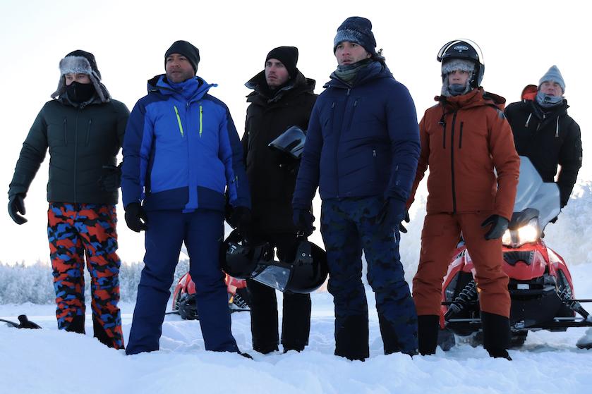 Heftig: overleeft dít 'GTST'-personage het avontuur in Lapland wel?