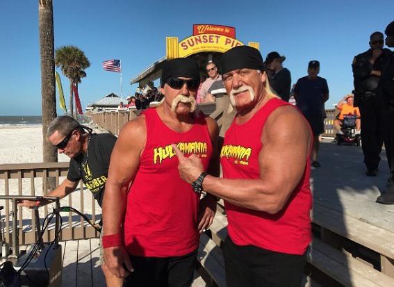 VIDEO: Hulk Hogan speelt in Nederlandse reclame