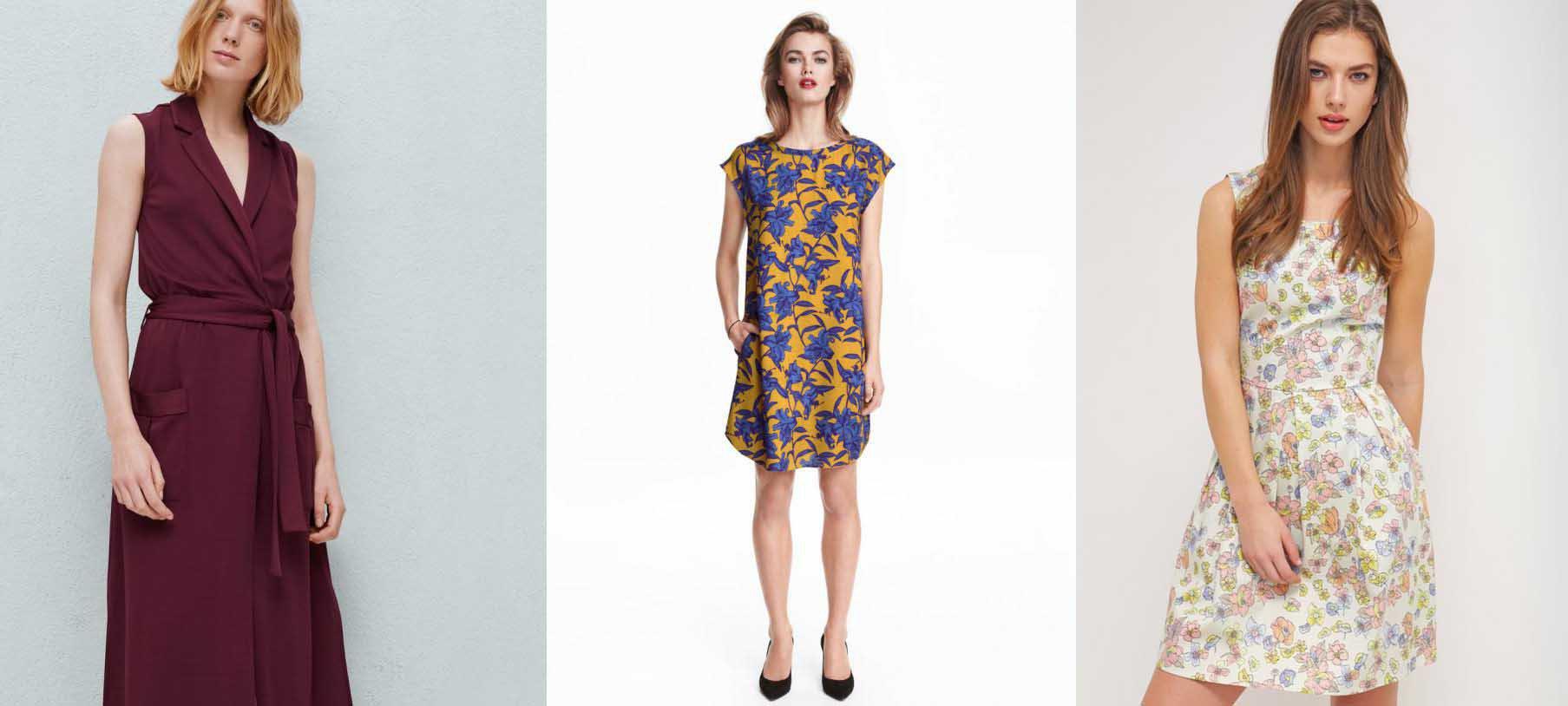 Shoppen: 12x zomerse jurken met zakken