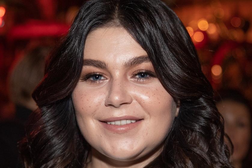 Roxeanne Hazes doet boekje open over plastische chirurgie