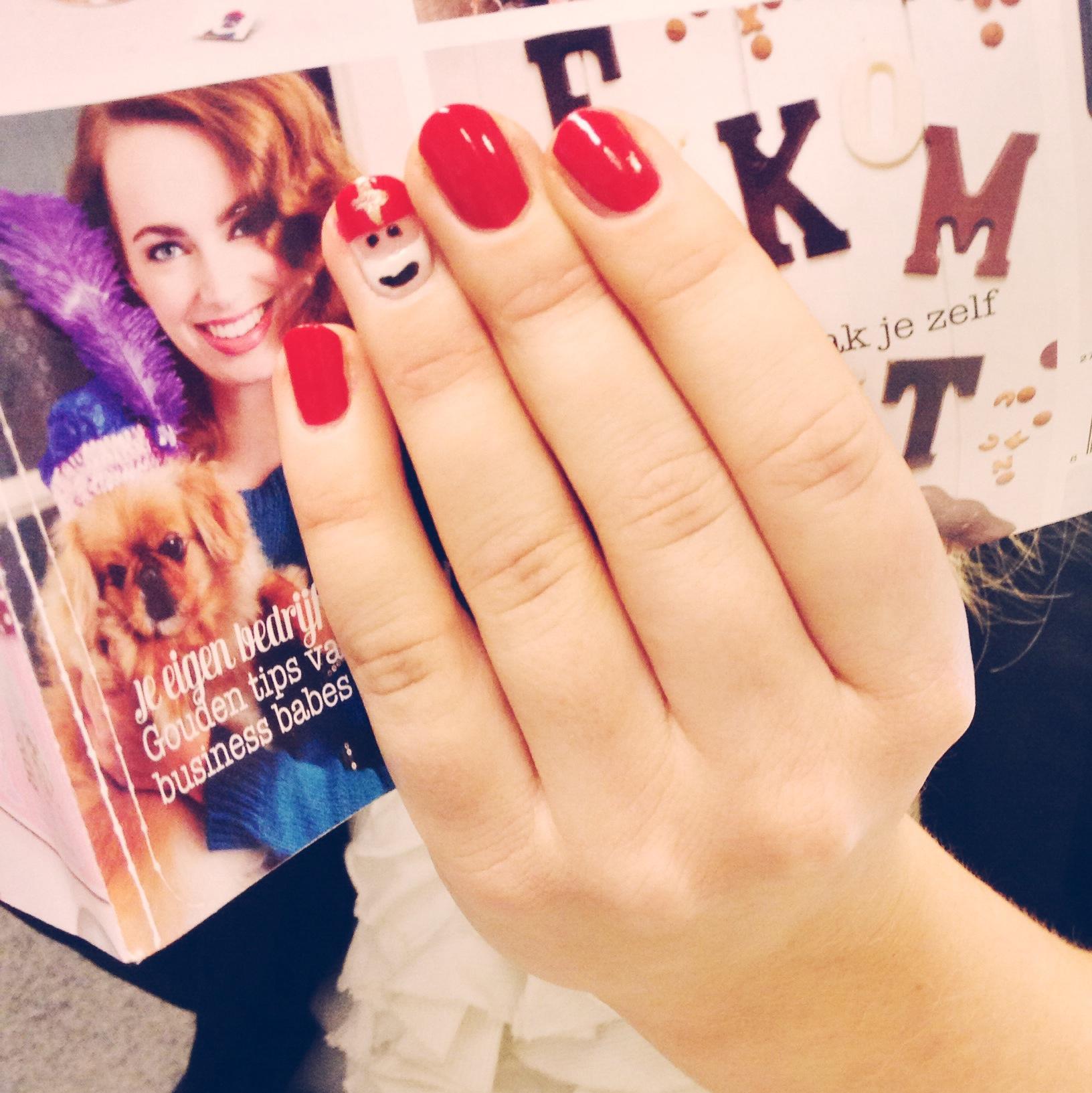 Vreemde beautytrend: 'Succulent nails'!