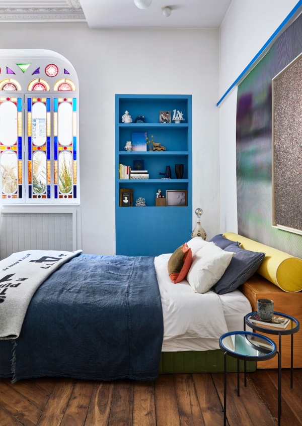 kleurrijke kamers