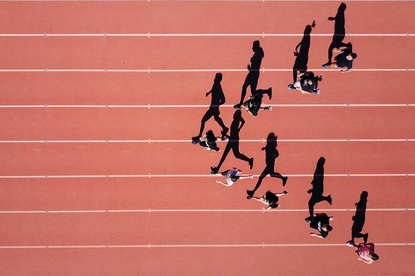 Bummer: atleten mogen niet aan trio's doen tijdens de Olympische spelen