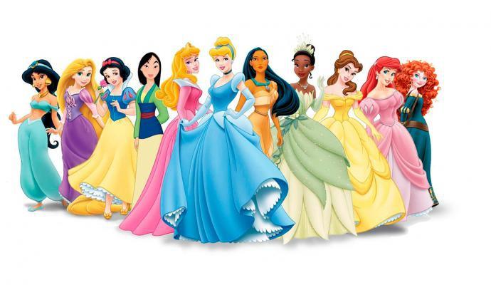 FOTO'S: hoe zouden de Disneyprinsessen er nu uitzien?