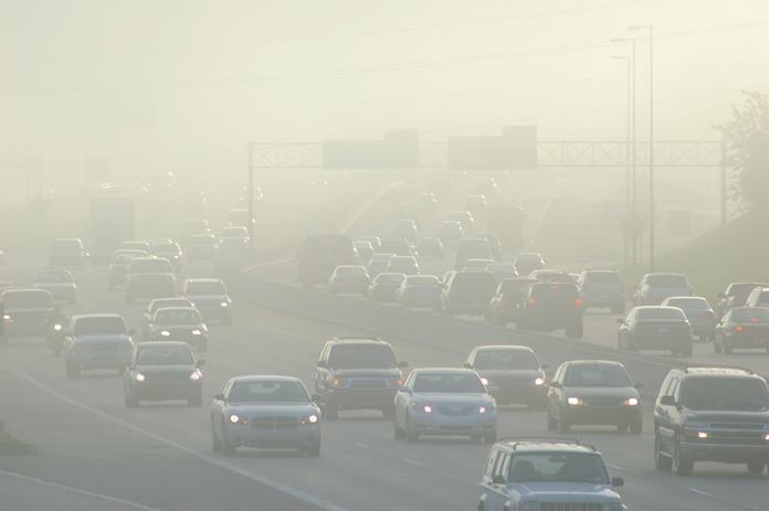 RIVM waarschuwt: 'Dinsdag kans op (heftige) smog in het hele land'