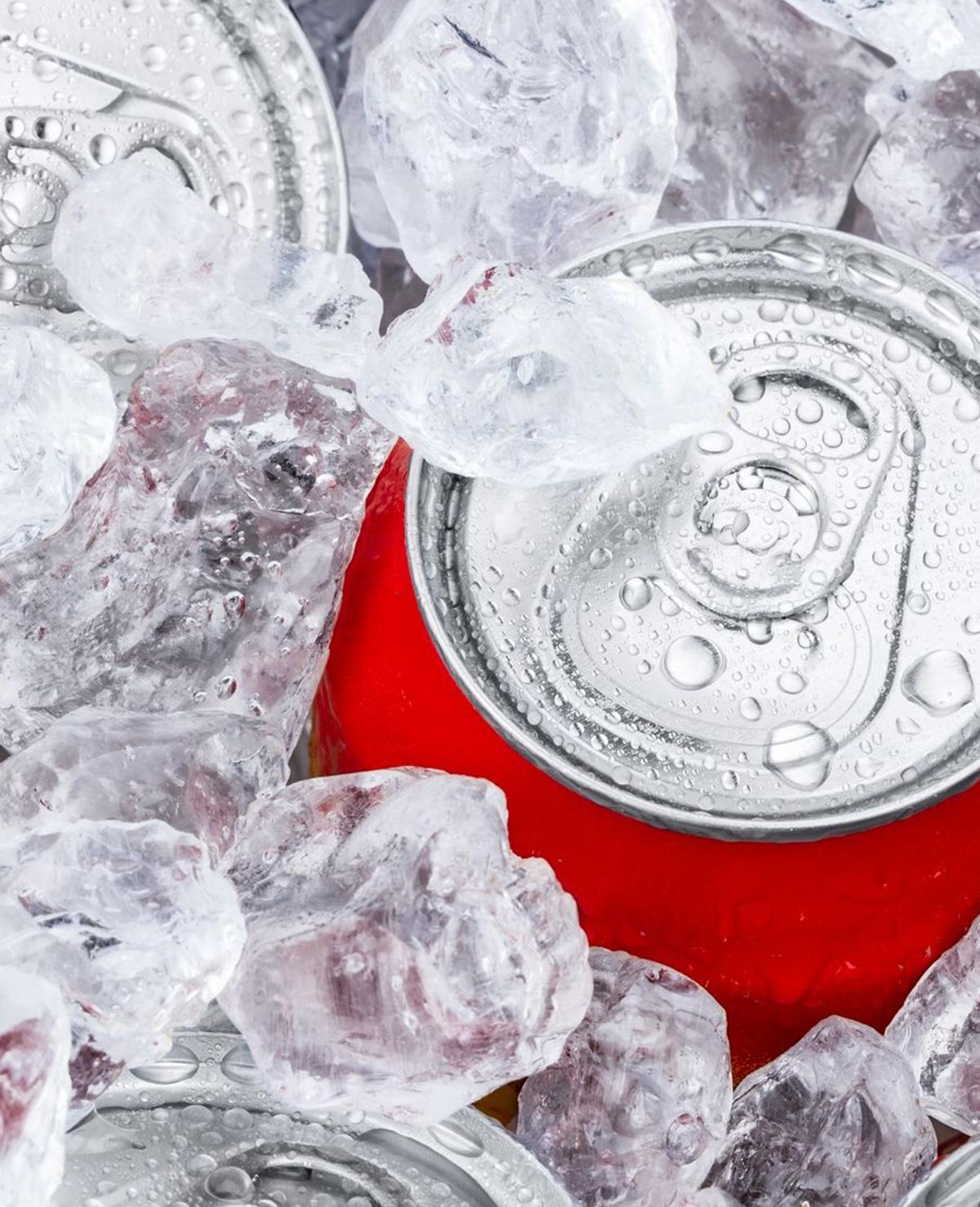 DIY's met Coca-Cola blikjes