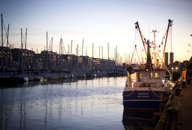 Dichtbij en toch ver weg: genieten aan de Vlaamse kust