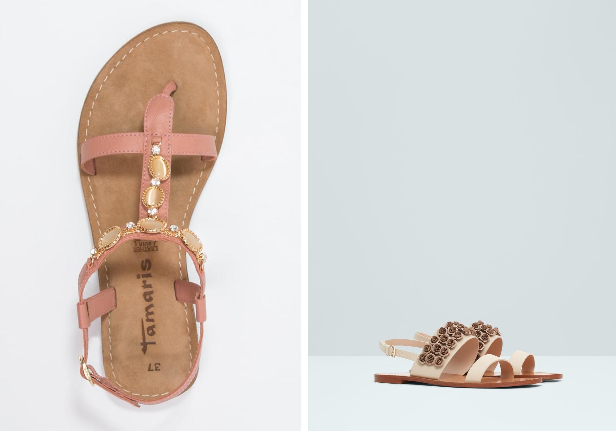 Shoppen: 14x zomerse sandaaltjes