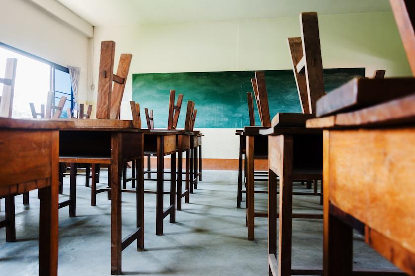 Help! Bestaat er een kans dat de scholen ook opnieuw moeten sluiten vanwege het coronavirus?