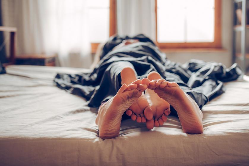 Bedgeheimen: 'Ik droom van seks op een spannende plek, zoals op zijn kantoor'