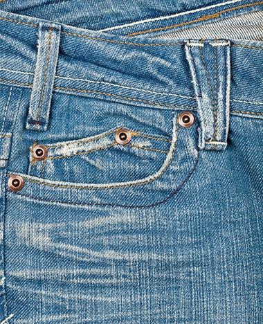 Je favoriete jeans: schoon zonder te wassen!