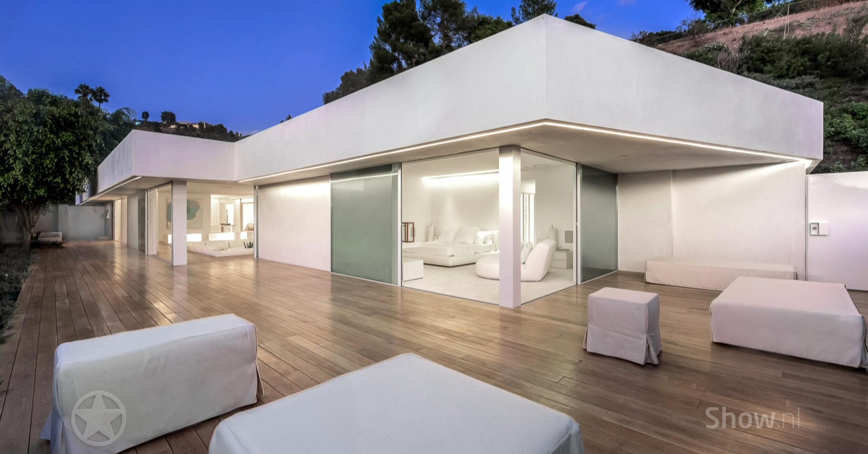 Binnenkijken bij het nieuwe huis van Orlando Bloom in Hollywood