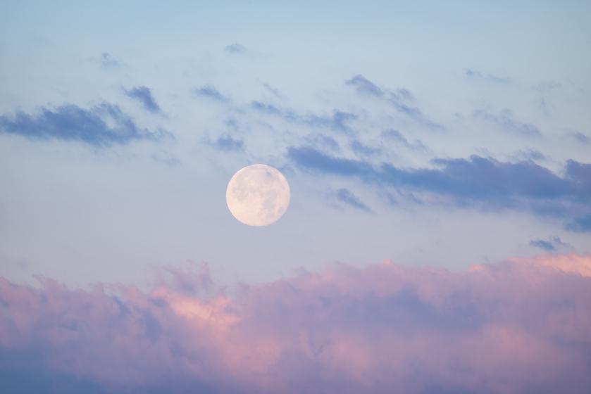 Dit kun je merken van de volle maan in Waterman op 24 juli