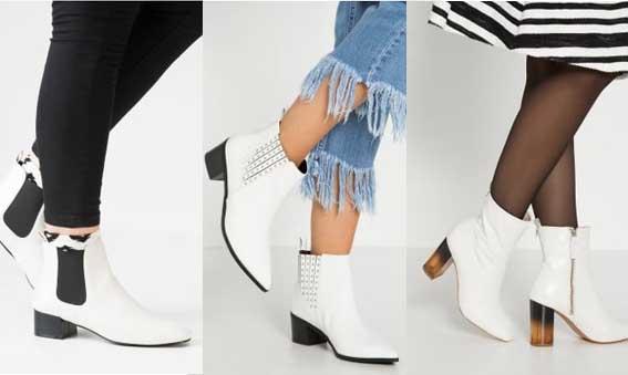 Shoppen: Dit najaar draagt iedereen witte laarsjes!