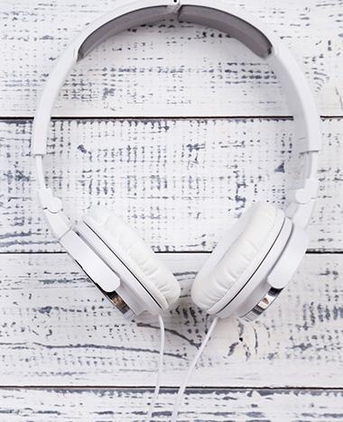 Fijne muziek om op te trainen