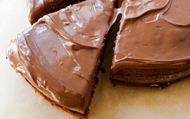 OMG: deze té lekkere Nutella-taart maak je met slechts 3 ingrediënten