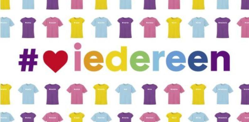Liefde voor iedereen: HEMA's nieuwe Pride-collectie