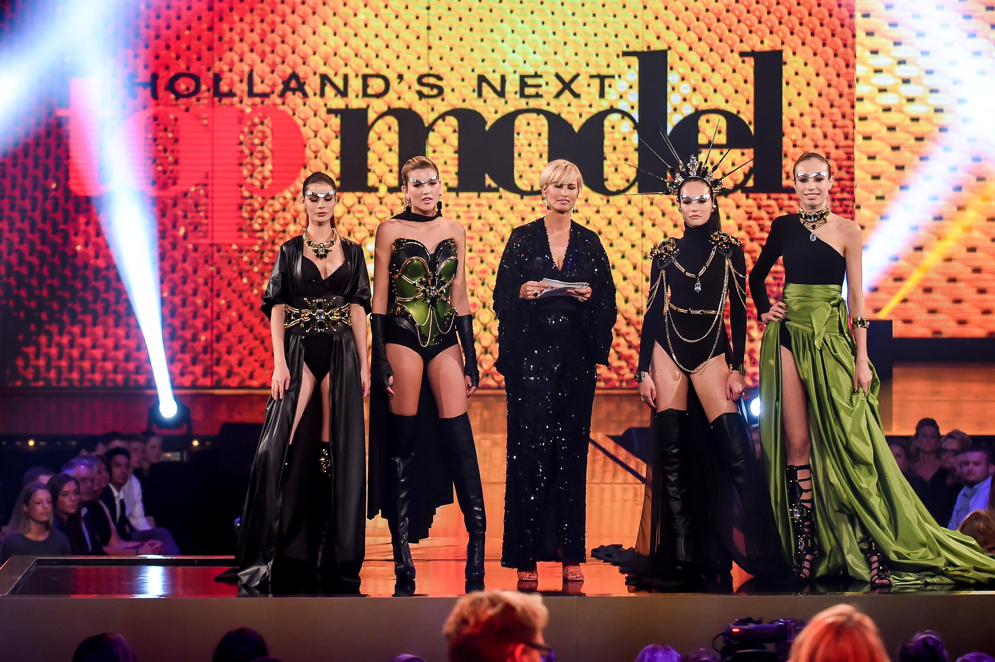 Wauw: Wordt dit de nieuwe presentatrice van 'Holland's Next Top Model'?