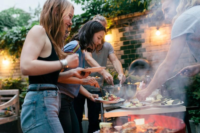 Spontane BBQ met vrienden: zo gaat dat lukken!