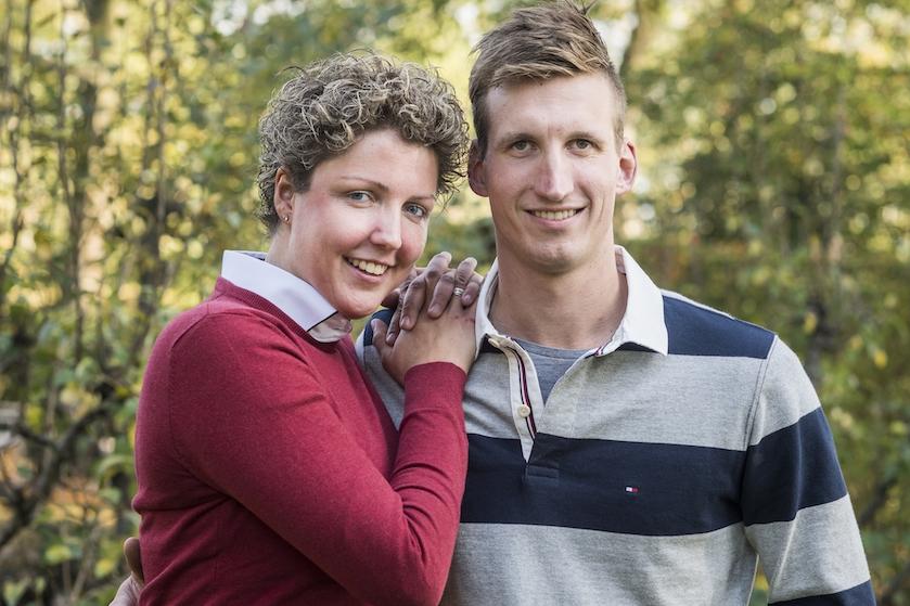 BZV's Steffi en Roel vieren 1-jarig jubileum met héél leuk nieuws