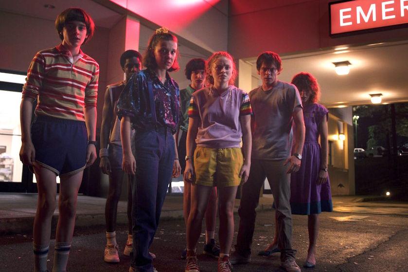 Binge-alarm! 'Stranger Things 3' vanaf vandaag éindelijk te zien