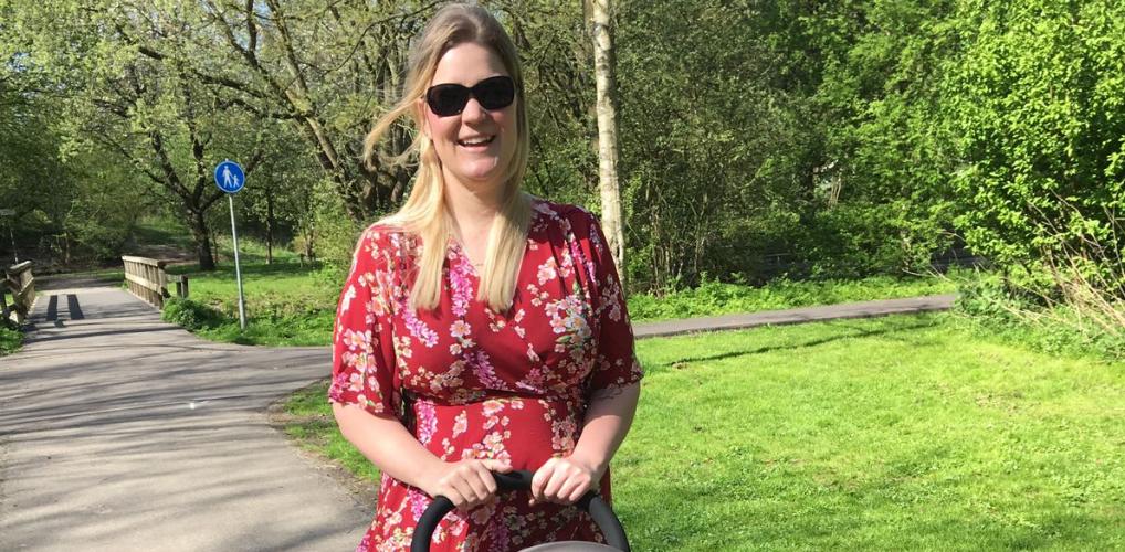 Callista leeft met urineverlies: 'Ik kan nu wel accepteren dat ik dit probleem heb'