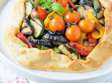 Recept: Provencaalse taart met groenten