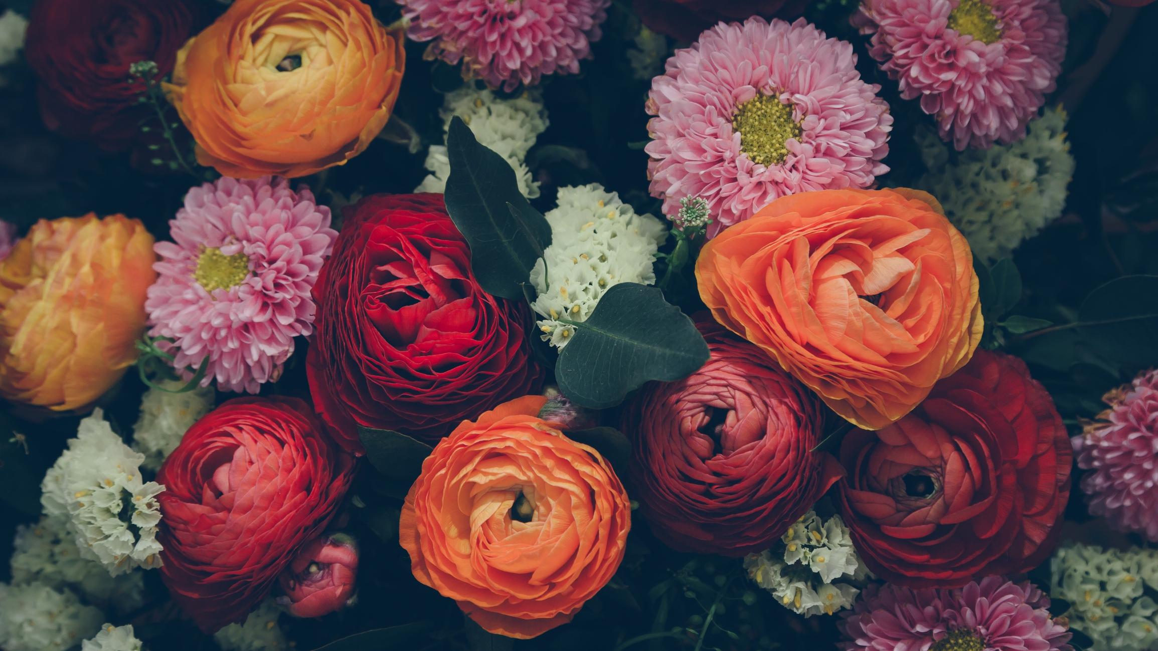Deze bloemen staan het langst